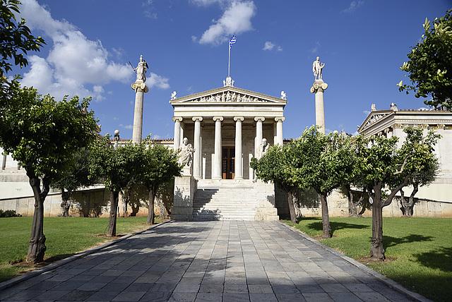 Atene - Accademia