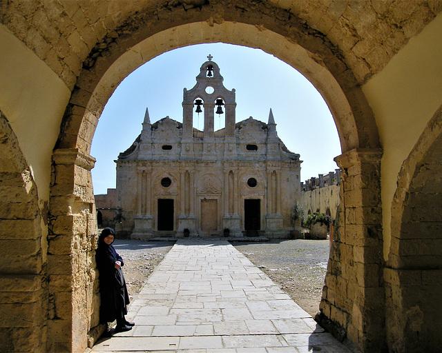 Monastère Crètois