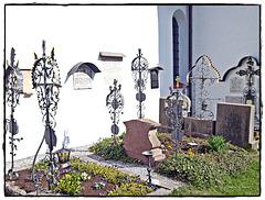 Friedhof - cemetery -