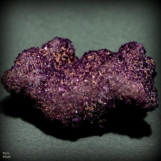 Fluorite ou également appelée Fluorine