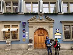 Zürich - Zunfthaus Zur Waag