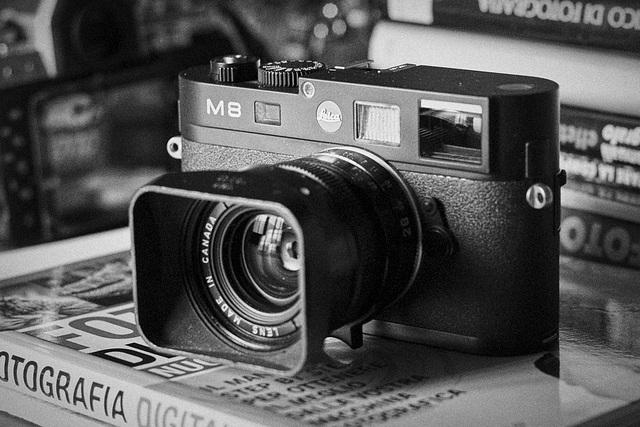 Leica M8 Elmarit 28mm