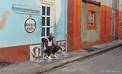 Barber Shop (La HABANA / CUBA)