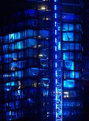 Philharmonie in Blue