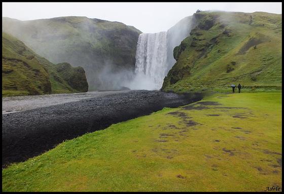 Magical Iceland  : Skogafoss