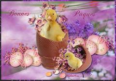 Bonnes Pâques à tous !