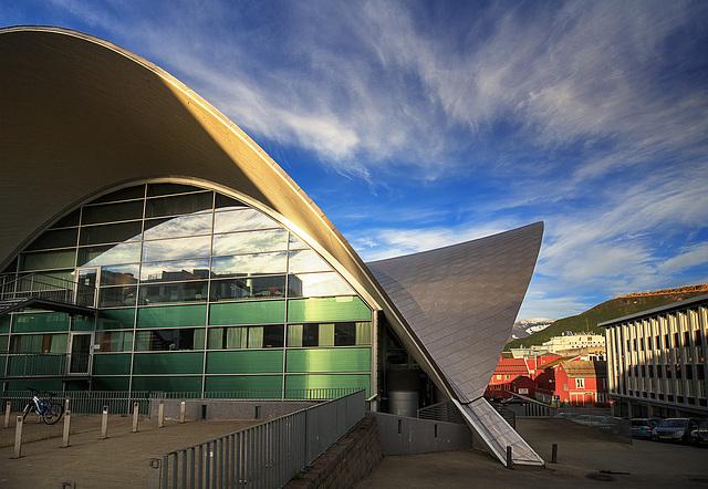 Stadtbibliothek Tromsø