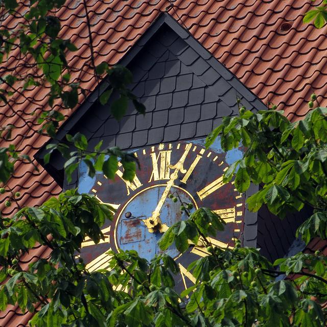 Dom-Uhr