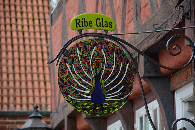 Denmark, Ribe Glas Art Gallery