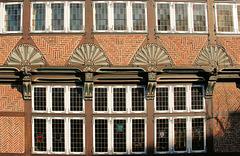Fachwerk in Hamburg-Bergedorf