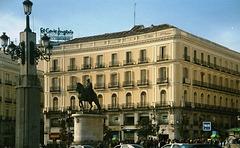 ES - Madrid - Puerta del Sol