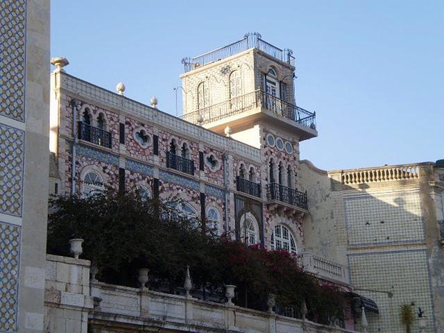 Palace Chafariz d'El-Rei - a hotel, now.