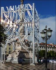 Lisboa : Praça Don Pedro IV - (575)