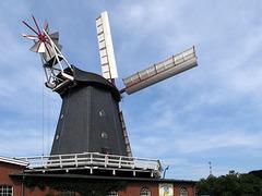 Galerieholländeer Windmühle