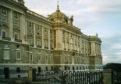 ES - Madrid - Königspalast