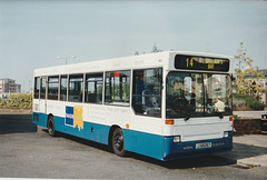 Jersey bus 47 (J 69267) at St. Helier - 4 Sep 1999