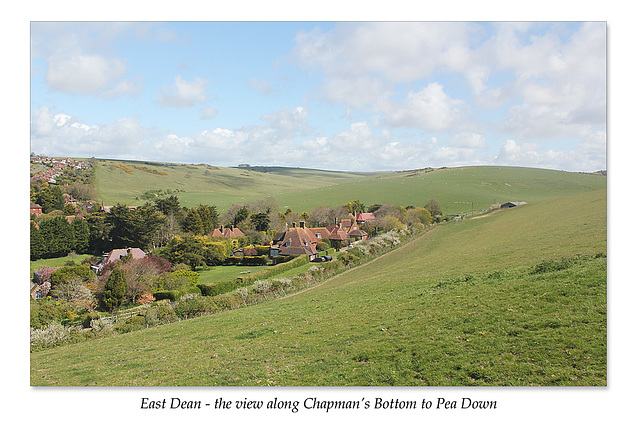 East of East Dean - Sussex - 30.4.2015