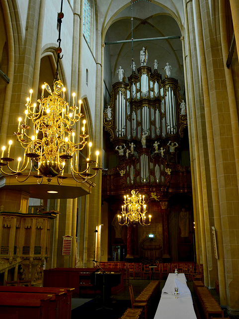 Kampen 2016 – Main organ in the Bovenkerk