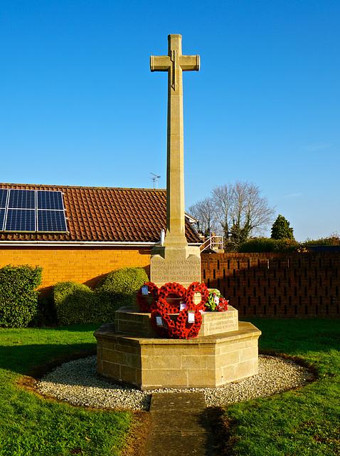 Haughton War Memorial
