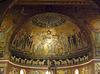 The Mosaic in the Apse of Santa Maria in Trastevere, June 2012