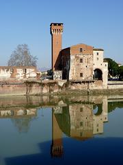 Pisa - Torre Guelfa