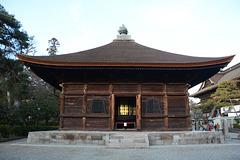 Japan, Zenkō-ji Temple, Sutra Depository
