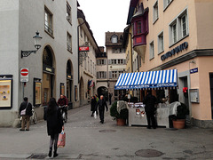 Zürich - Waaggasse