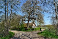 Nederland - Landgoed Dickninge, tolhuis