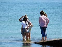 les filles du bord de mer