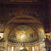 The Triumphal Arch and Apse of Santa Maria in Trastevere, June 2012