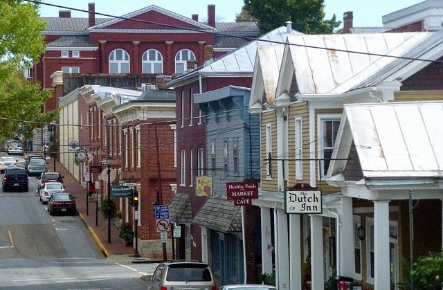 Lexington Roof Lines (Explored)