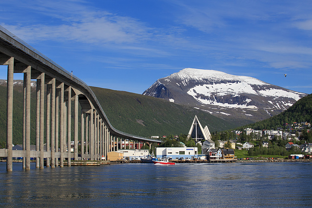 Ein Tromsø-Blick