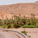The road between foum zguid - TAZNAKHT-MOROCCO