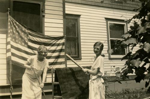 Patriotic Housework