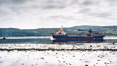 'Ham 316', River Clyde, Dumbarton