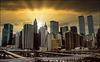 Manhattan Skyline - 1986
