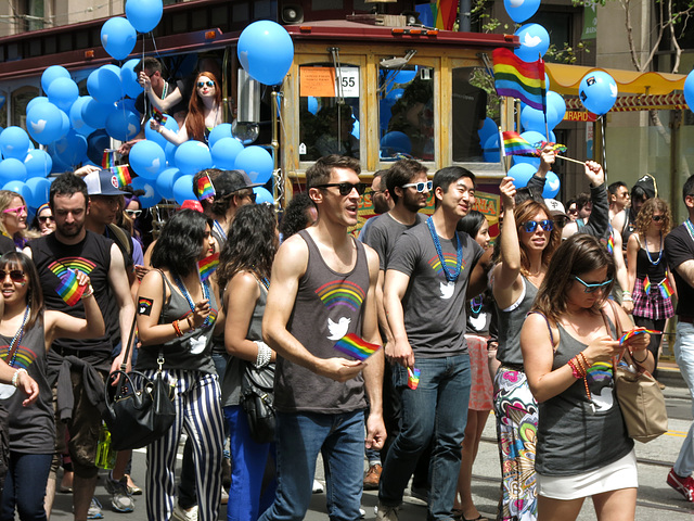 San Francisco Pride Parade 2015 (1517)
