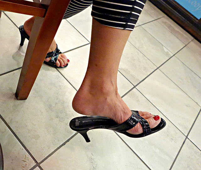 athena alexander heels