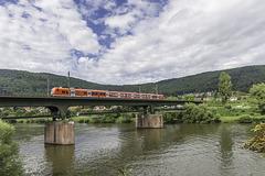 44 - Neckarbrücke bei Neckargemünd