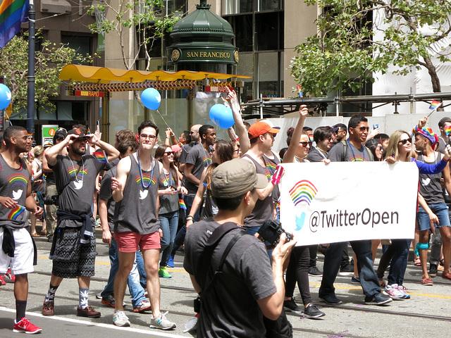 San Francisco Pride Parade 2015 (1516)