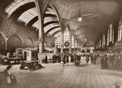 Gare d'Orsay.