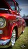 154/366: Classic Orange Truck