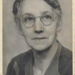 Maternal Grandmother.