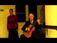 El koncerto de geedzoj Jelínek (Sekcio de nevidantoj de ĈEA)