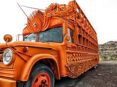A Tangerine Dodge-Podge