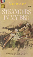 Allen O'Quinn - Strangers in My Bed (2nd printing)