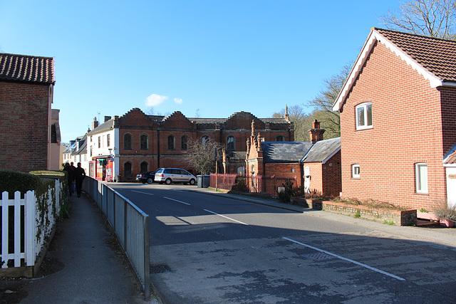 High Street, Yoxford, Suffolk