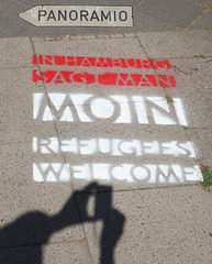 PANO-Refugees welcome