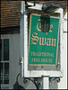Swan traditional free house