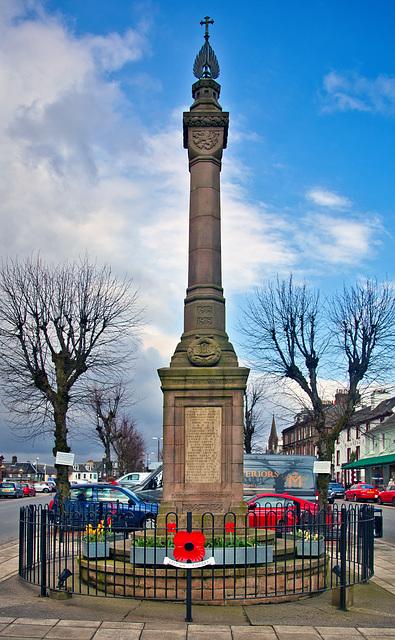 War Memorial, Moffat